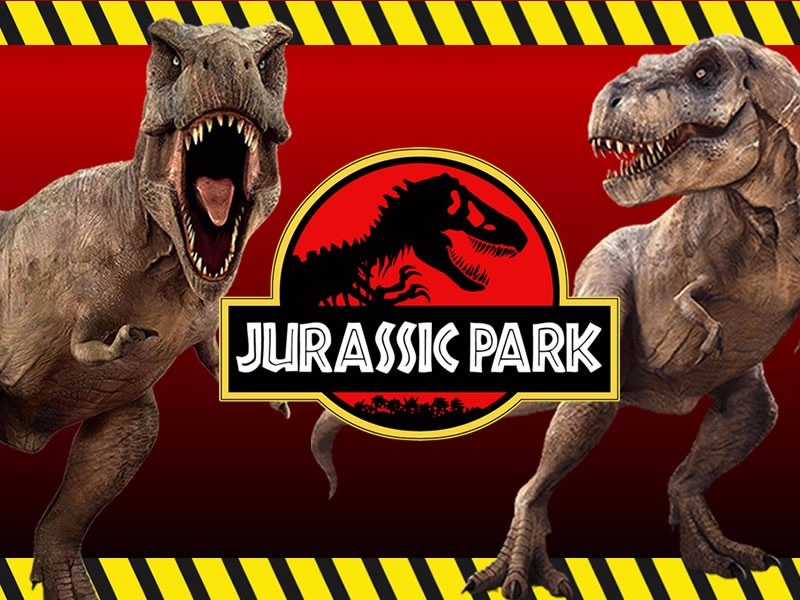 Kit Imprimible Candy Bar Jurassic Park Dinosaurios Golosinas Kit