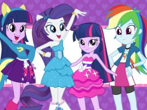 Invitaciones My Little Pony Kit Imprimibles